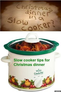 The cooking revolution taking over British kitchens. Plus tips and tricks to cook your Christmas dinner in a slow cooker. Christmas Tale, Cheap Christmas, New Year's Eve Celebrations, Food Facts, Food Festival, Crock, Revolution, Dinner Ideas, Slow Cooker