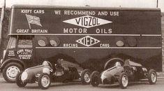 KIEFT Racing Cars by Brimen via Flickr