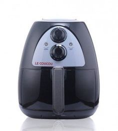 Le Coucou is a relatively new brand when it comes to air fryers, but they have already racked up more than a few happy customers. The Le Coucou Air Fryer is a cheap air fryer Oil Free Fryer, Best Air Fryer Review, Best Air Fryers, Kitchen Helper, Frying Oil, Tasty Dishes, Cool Kitchens, Fat, Smoke