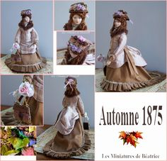 French fashion 1875.