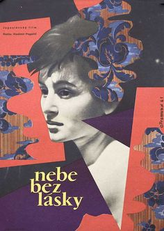Posteritati - Heaven Without Love 1961 Czech Republic A3 (12x17)