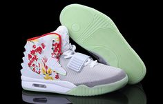 check out a08cd a6af9 Buy Nike Air Yeezy 2 Givenchy By Mache Customs White Cheap To Buy from  Reliable Nike Air Yeezy 2 Givenchy By Mache Customs White Cheap To Buy  suppliers.