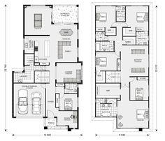 Manhattan 440, Home Designs in Newcastle | G.J. Gardner Homes