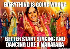 Bollywood logic