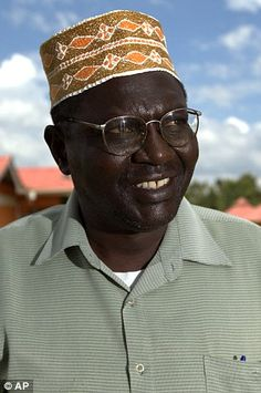 Obama's half-brother Malik is voting for The Donald, in the upcoming election. Being African, he hates gay people, and Obama's support of such basic human rights. What a loathsome pig this man.