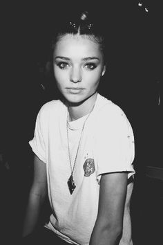 How can someone be so effortlessly gorgeous. Miranda Kerr.