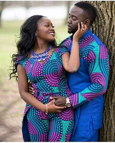 The most classic collection of beautiful traditional and ankara styles and designs for couples. These ankara styles collections are meant for beautiful African ankara couples African Wedding Attire, African Attire, African Wear, African Dress, African Inspired Fashion, African Print Fashion, Africa Fashion, African Fashion Dresses, Couples African Outfits