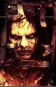 The Jackal fire broke out at the asylum he was staying at. Horror Pictures, Creepy Pictures, Ghost Movies, Scary Movies, Horror Posters, Horror Films, Evil Dead, Horror Party, Arte Horror