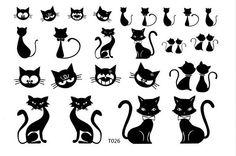 """tattoo black cat leg - """"Google"""" paieška"""