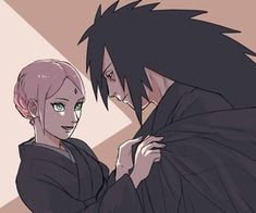 Image discovered by notskara fuctinn. Find images and videos about naruto, sakura and sakura haruno on We Heart It - the app to get lost in what you love. Kid Naruto, Naruto Family, Naruto Couples, Boruto Naruto Next Generations, Naruto Oc, Anime Naruto, Sakura Haruno, Sakura And Sasuke, Madara And Hashirama