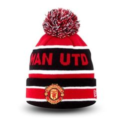 Manchester United New Era Basic Jake Hat - Red - Adult