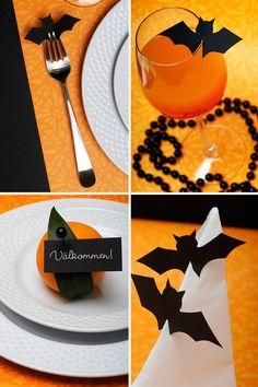Halloween decorations at www.trendenser.se