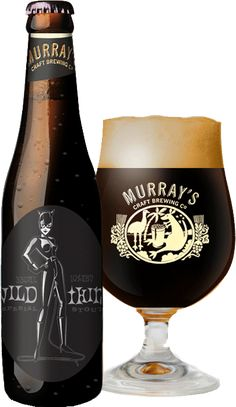 Murray's 'Wild Thing' Imperial Stout #beer #brewing