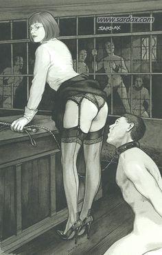 femdom art graphics