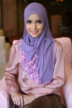 cool Sparkly Clothes - Hijab Styles