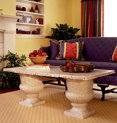 this would also be great for a patio and you could do single end table ones.