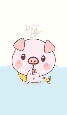I Love Pig. So cute.