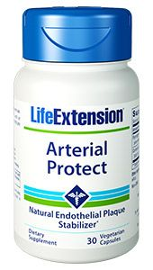 Arterial Protect, 30 vegetarian capsules: As one ages, lipids in combination with… #Life_Extension #blood #bloodpressurevascularsupport
