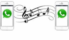 Cómo Enviar Archivos MP3 por Whatsapp desde iPhone 4s, 5 y 5s