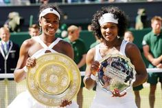 Venus and Serena Williams - Both sisters had the honor of being ranked by the Women's Tennis Association at the World No. 1 position. In 2002, after the French Open, Venus Williams and Serena Williams were ranked No. 1 and No. 2 respectively. During the 2010 French Open, they became the Number 1 team in Doubles, in addition to holding the top two positions in Singles tennis as well.
