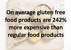 Did you know?  #fact #coeliacawerenessweek #glutenfree