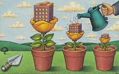 Vertical Integration, Google Images, Planter Pots