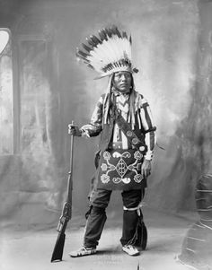 Little Bear – Arapaho – 1898