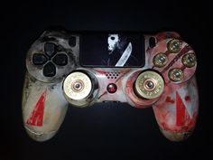 Custom Jason Voorhees  Friday The 13th  PS4 by DominoFXcustoms
