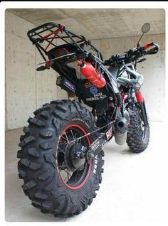 FAT tires...