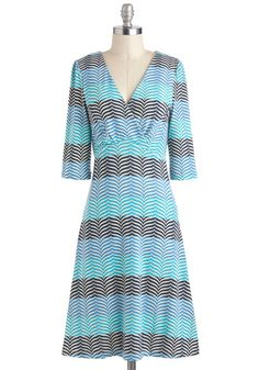 Play to Fin Dress, #ModCloth