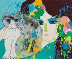 Walasse Ting, Do You Like My Cat?