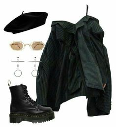 Designer Clothes, Shoes & Bags for Women Kpop Fashion Outfits, Stage Outfits, Edgy Outfits, Cute Casual Outfits, Mode Outfits, Retro Outfits, Grunge Outfits, Dance Outfits, Mode Streetwear