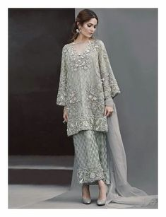 ideas crochet lace dress projects for 2019 Kebaya Lace, Kebaya Hijab, Kebaya Dress, Kebaya Muslim, Muslim Dress, Hijab Gown, Batik Fashion, Hijab Fashion, Fashion Dresses