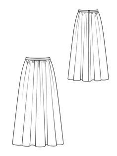 """#132 12/2012 burda 1.50 x 2.60 m, 2.5 cm x 1.70 m ribbon  & 9"""" zip"""