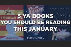 5 YA Novels You Need To Be Reading In January