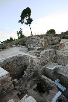 Bathtub Unearthed In Jerusalem May Have Belonged To One Of Jesus' Enemies