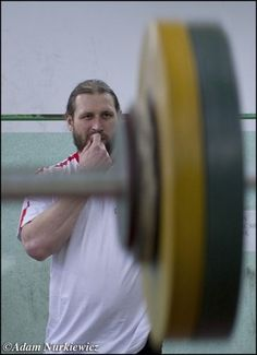 Tomasz Majewski - polish shot put double olympic champion has heavy thoughts...