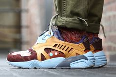 online retailer 5e5f0 22e65 158 best Sneakers  Puma Disc Blaze images in 2019   Pumas, Slippers ...