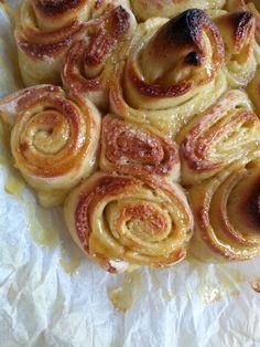 Torta di Rose al limone Recipe on my board Ricette in Italiano