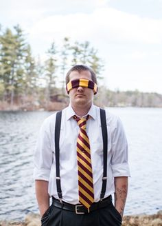 I Went to A Harry Potter-Themed Wedding — And It Was Awesome! Photo: Mon Petit Studio   The Knot Blog