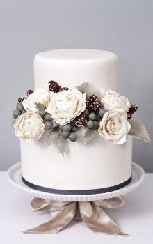 Christmas Season ~ By: White Clover http://www.wedding.com.my/category-catering-and-cakes/10