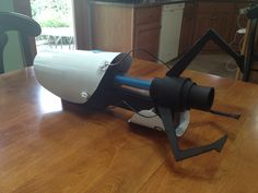Impressive Cardboard Portal Gun made for less than $10!