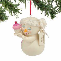 Department 56 Snowpinions Hello, Cupcake Ornament #4045160