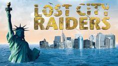 Lost City Raiders (Full Movie) PG-13