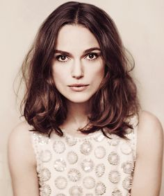 Keira Knightley photographed by Emily Hope for Chanel (2014)