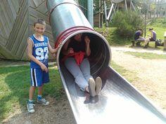 samen spelen met de kinderen :-)