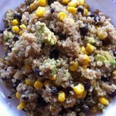 Cilantro Lime Quinoa - Allrecipes.com