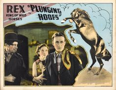 Rex The Wonder Horse--decaying hollywood mansion's