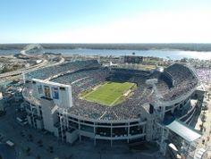 EverBank Field, Jacksonville - Jacksonville Jaguars - Capacity: 67 164 - #Stadium #Arena
