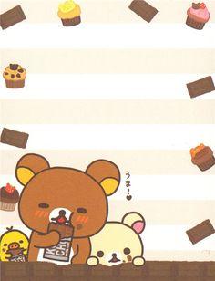 Rilakkuma-mini-Memo-Pad\